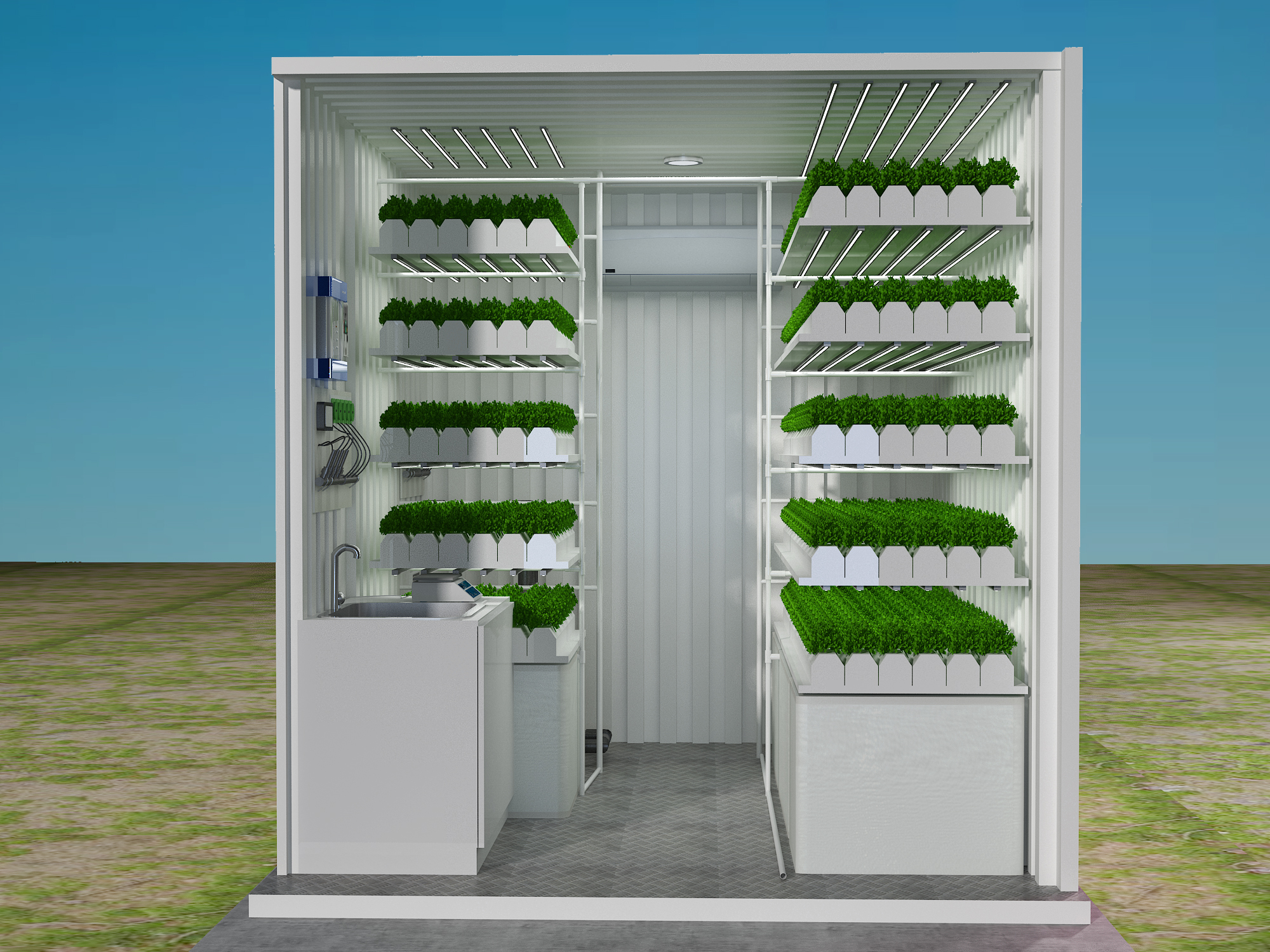 Container Farming