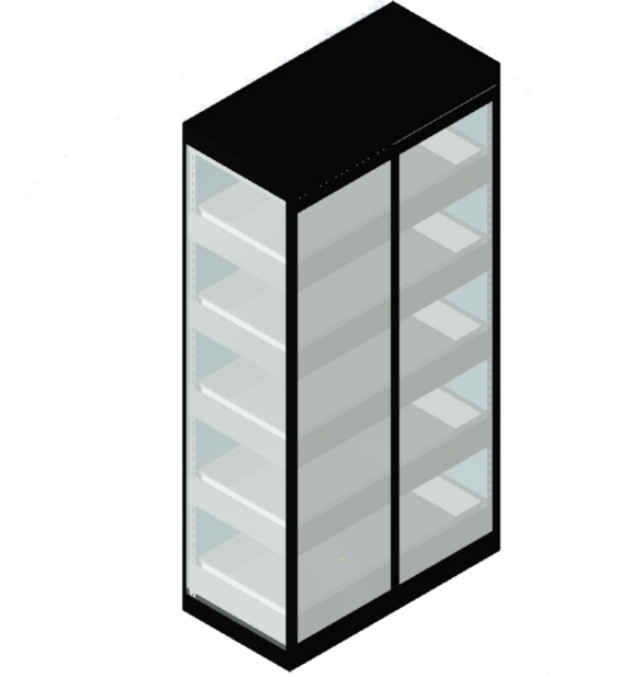 Big Rack, Cultivator Rack, Cultivator pod