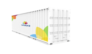 Hydroponic Container, shipping container farm