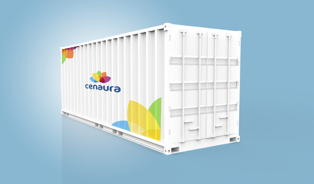Agriculture Chambers, Container farm, hydroponic container